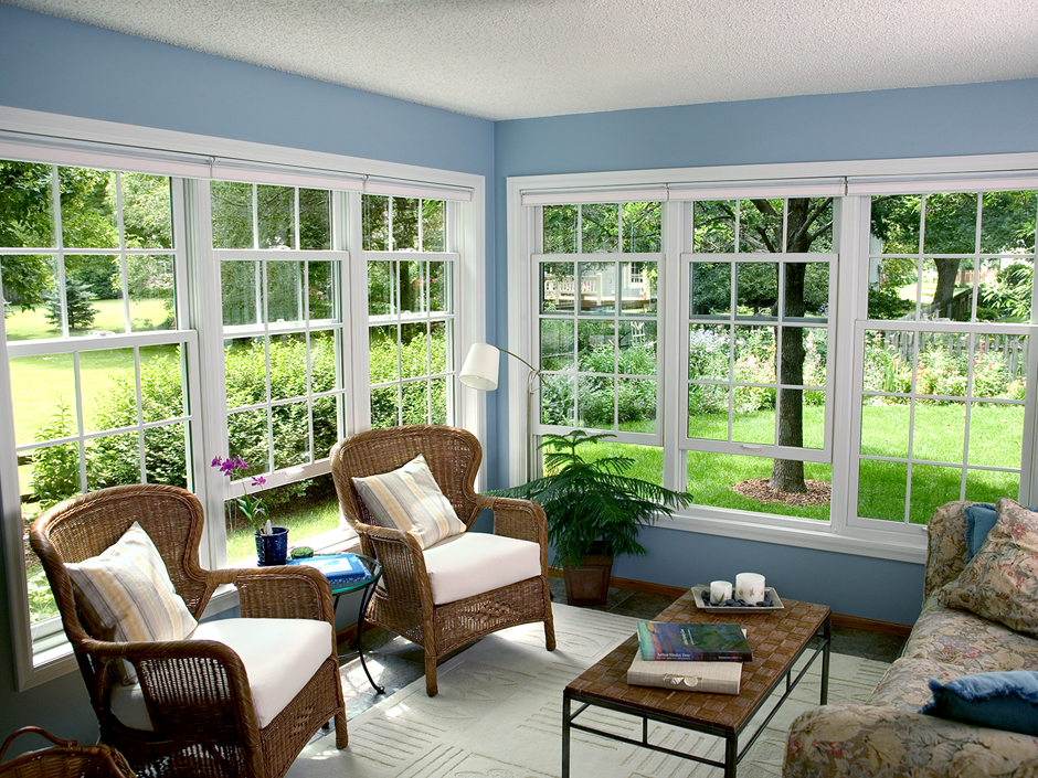 Double Hung Windows New Jersey : Double hung window replacement renewal by andersen south