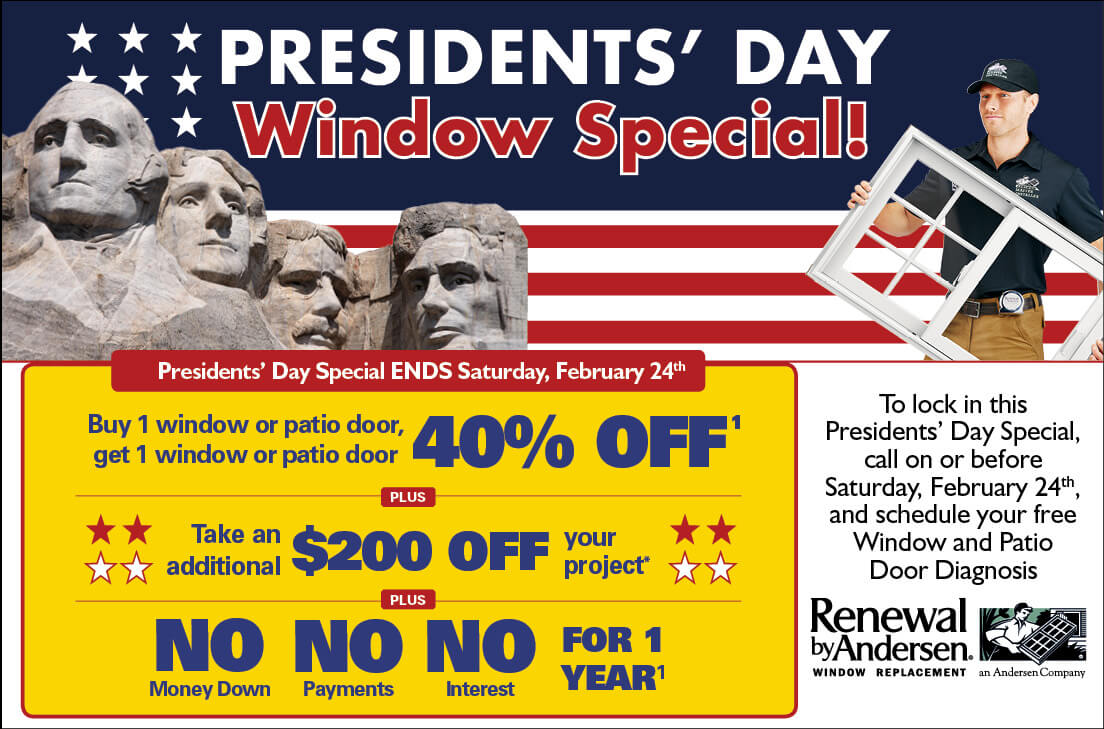 renewal by andersen window replacement sale 2018